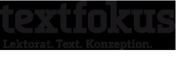 Textfokus - Helge Pfannenschmidt, Dresden/Jena